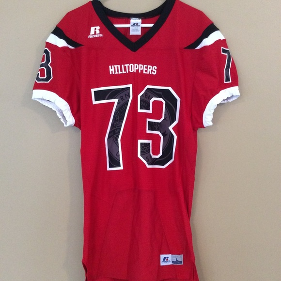 info for ef9b1 ef618 WESTERN KENTUCKY HILLTOPPERS RED FOOTBALL JERSEY